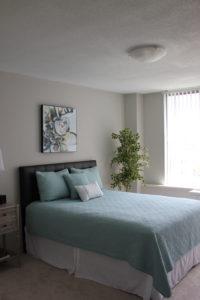 Deluxe private bedroom