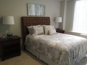 Executive private bedroom